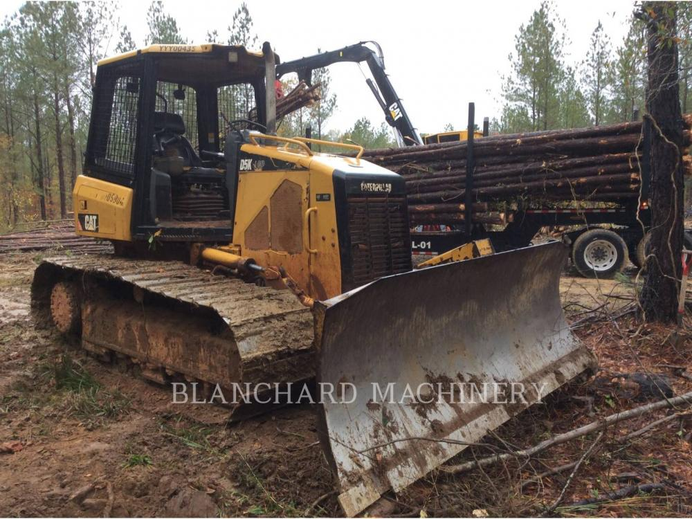 Detail photo of 2008 Caterpillar D5K LGP from Construction Equipment Guide