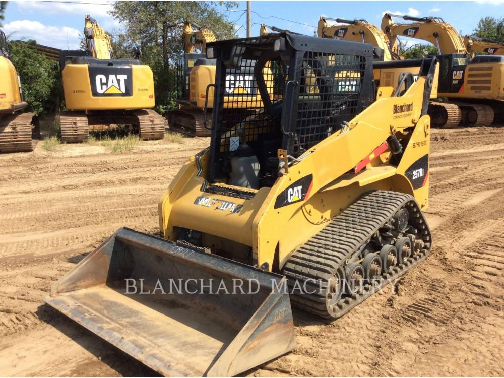 Detail photo of 2013 Caterpillar 257B III from Construction Equipment Guide