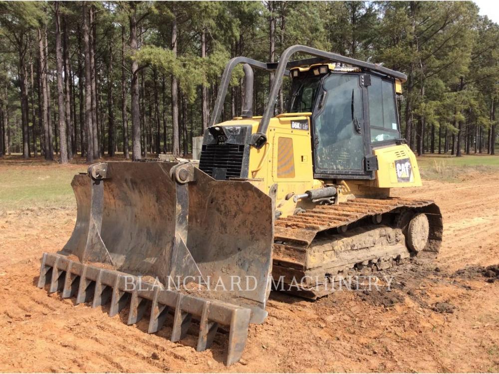 Detail photo of 2015 Caterpillar D6K LGP II from Construction Equipment Guide