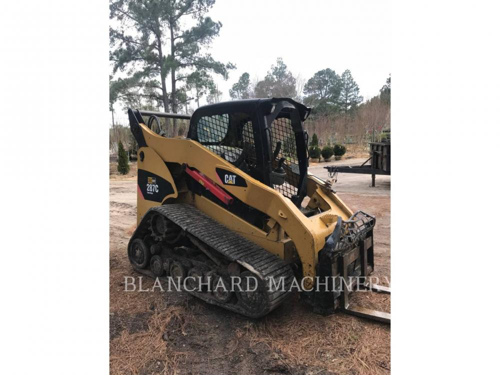 Detail photo of 2008 Caterpillar 287C from Construction Equipment Guide