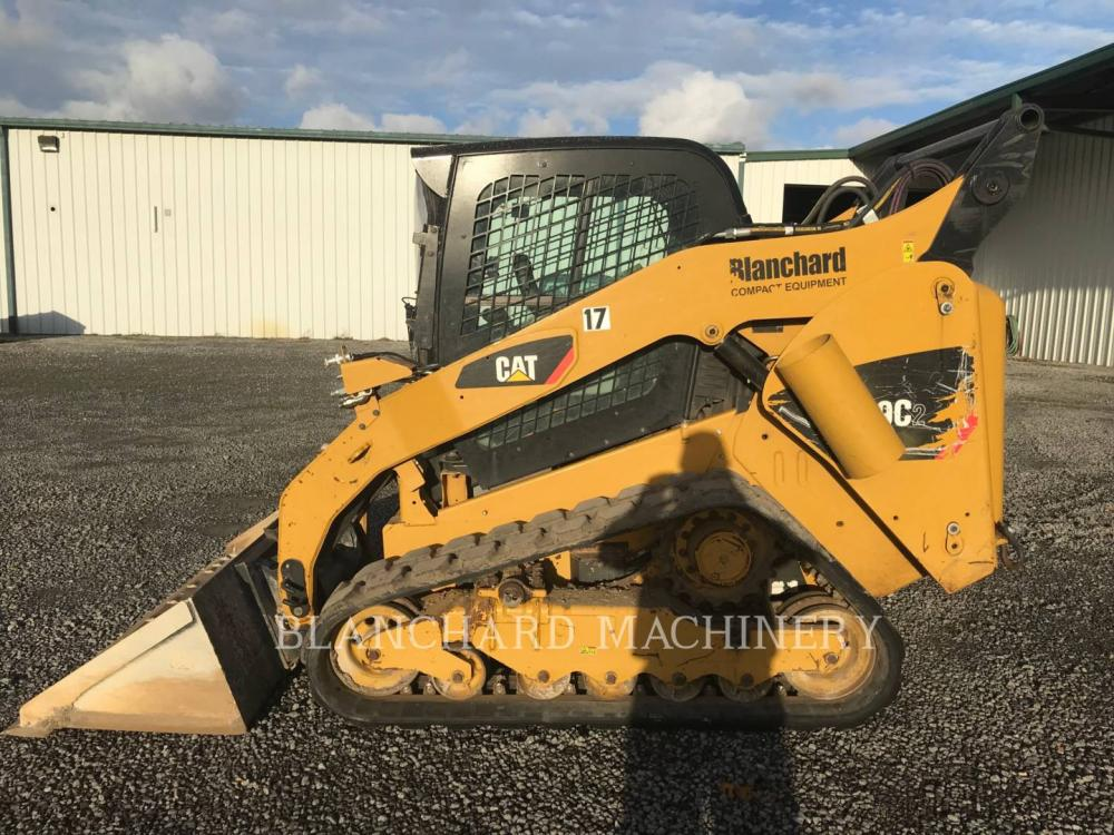 Detail photo of 2013 Caterpillar 289C2 from Construction Equipment Guide