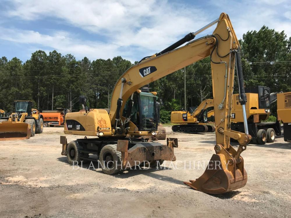 Detail photo of 2010 Caterpillar M318D from Construction Equipment Guide