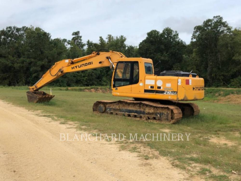 Detail photo of 2005 Hyundai 210LC from Construction Equipment Guide