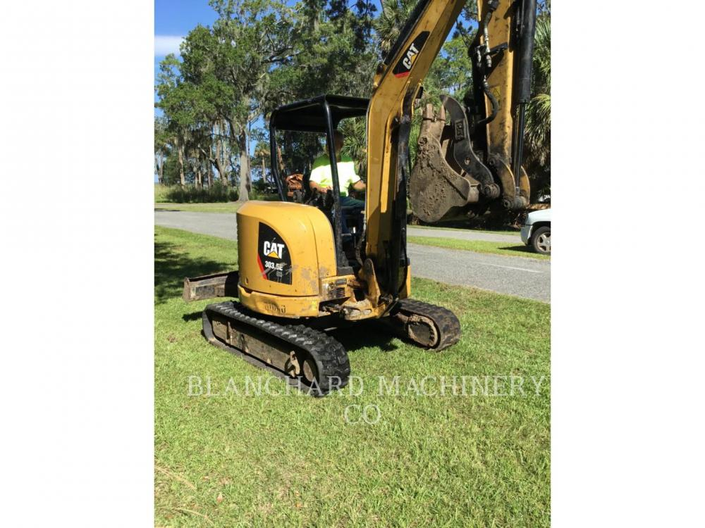 Detail photo of 2012 Caterpillar 303.5E from Construction Equipment Guide