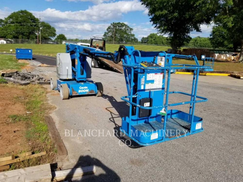 Detail photo of 2013 Genie BLEZ34 from Construction Equipment Guide