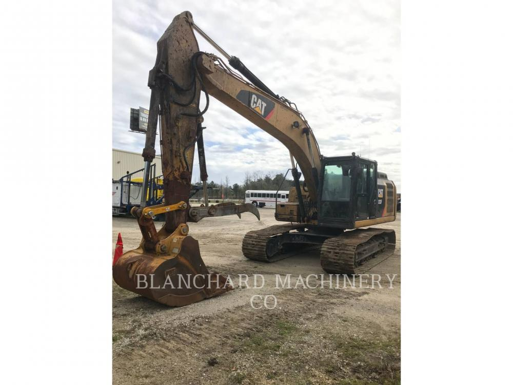 Detail photo of 2017 Caterpillar 323FL from Construction Equipment Guide