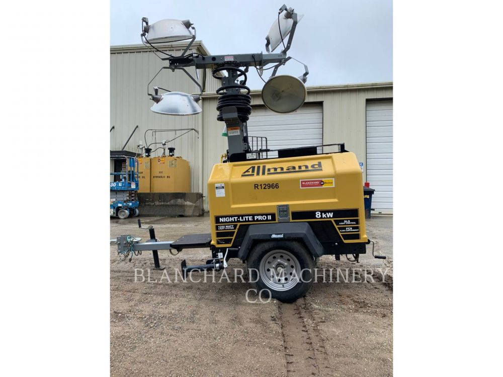 Detail photo of 2016 Allmand LIGHTOWERV from Construction Equipment Guide