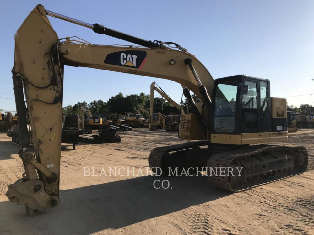 Detail photo of 2014 Caterpillar 328DLCR from Construction Equipment Guide