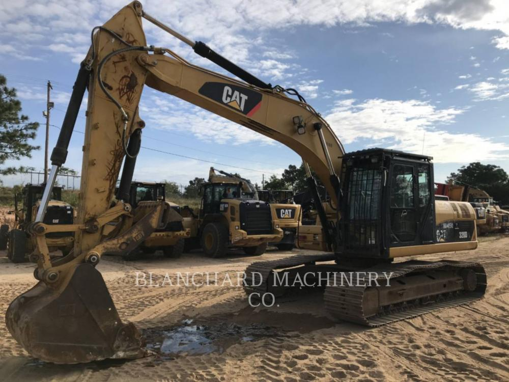 Detail photo of 2012 Caterpillar 320DL from Construction Equipment Guide