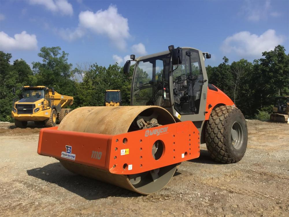 Detail photo of 2017 Atlas Copco AW1110 from Construction Equipment Guide