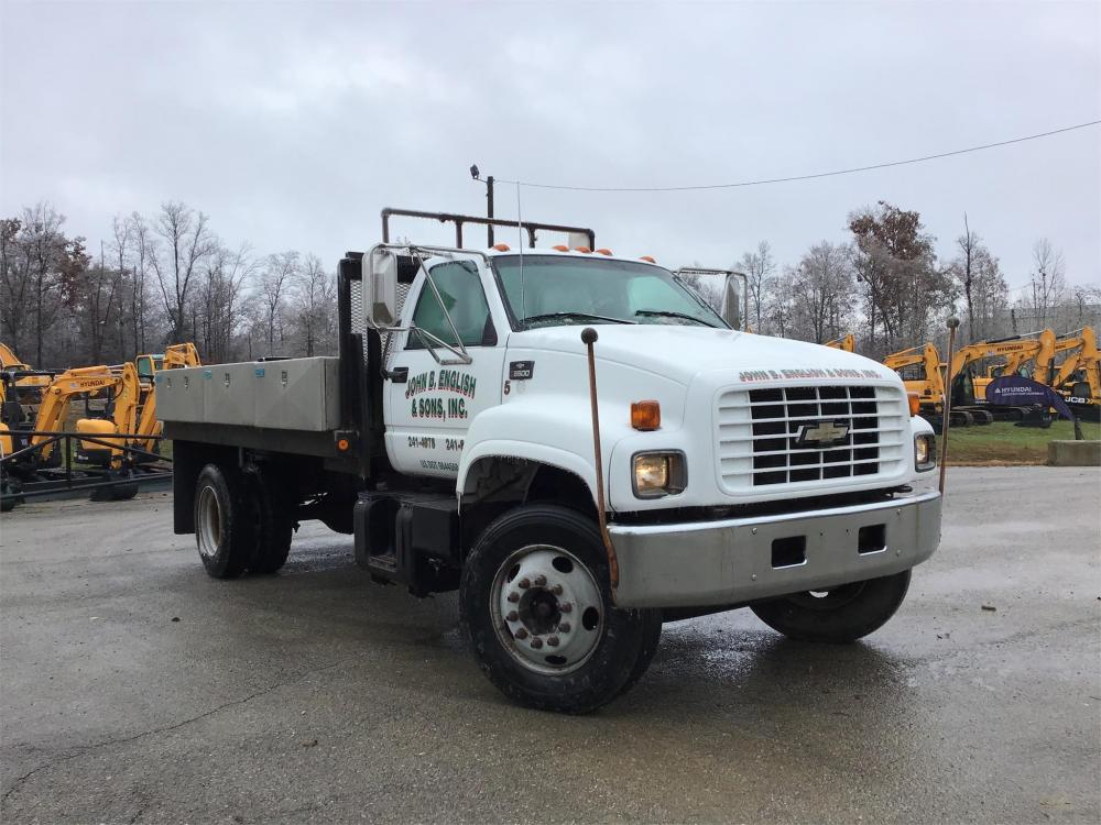 Detail photo of 1999 Chevrolet KODIAK C6500 from Construction Equipment Guide
