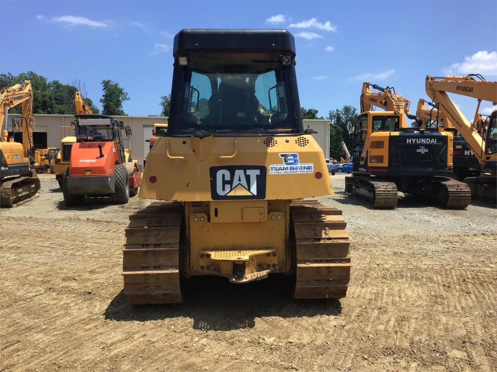 Detail photo of 2007 Caterpillar D6K XL from Construction Equipment Guide