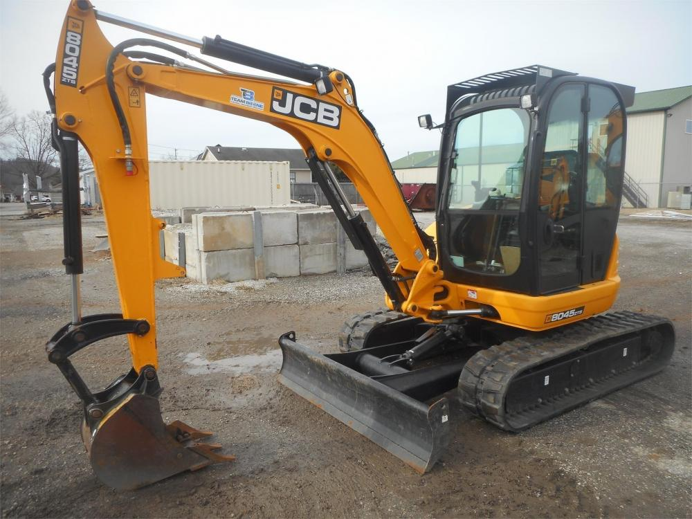 Detail photo of 2015 JCB 8045ZTS from Construction Equipment Guide