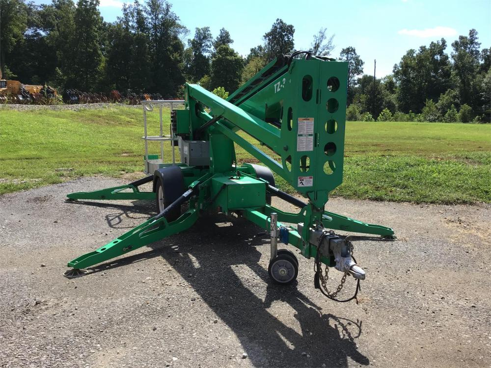 Detail photo of 2011 Genie TZ-34/20 from Construction Equipment Guide
