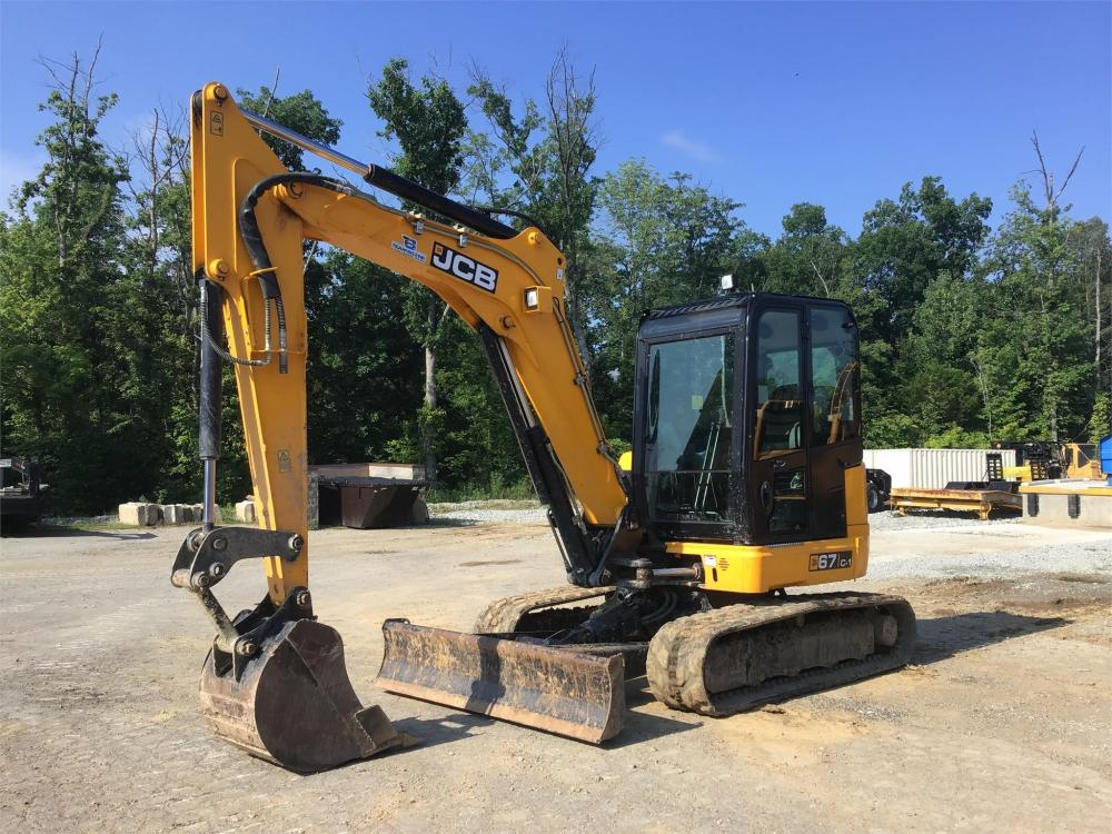 Detail photo of 2015 JCB 67C-1 from Construction Equipment Guide