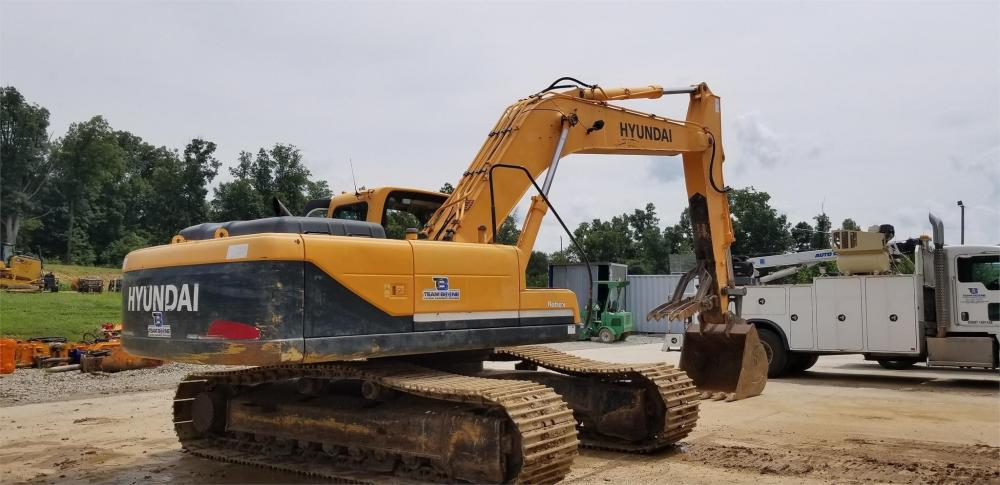 Detail photo of 2002 Hyundai ROBEX 290 LC-9 from Construction Equipment Guide