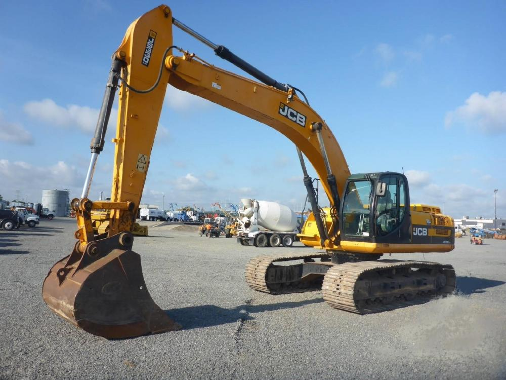 Detail photo of 2010 JCB JS330 LC from Construction Equipment Guide