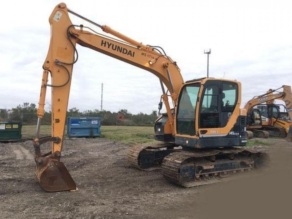 Detail photo of 2012 Hyundai ROBEX 145 LCR-9 from Construction Equipment Guide