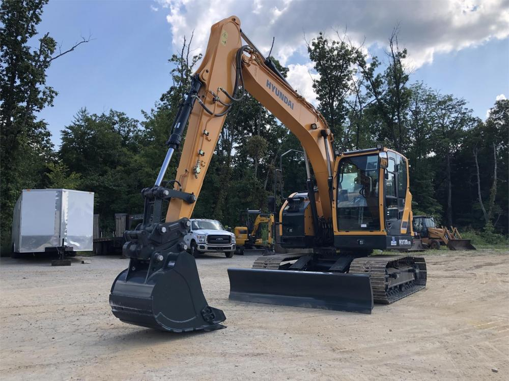 Detail photo of 2019 Hyundai HX130 LCR from Construction Equipment Guide
