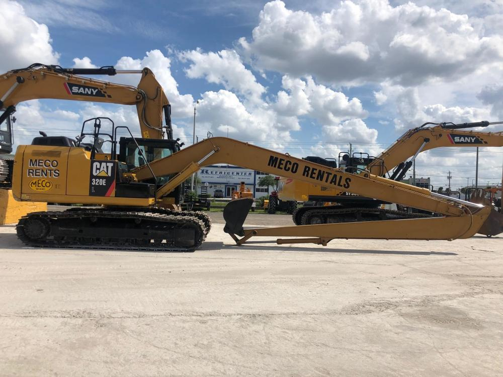 Detail photo of 2012 Caterpillar 320E L from Construction Equipment Guide