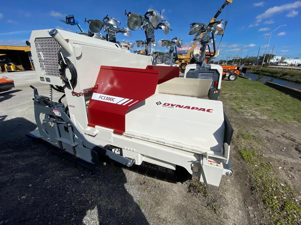 Detail photo of 2020 Dynapac FC1300C II from Construction Equipment Guide