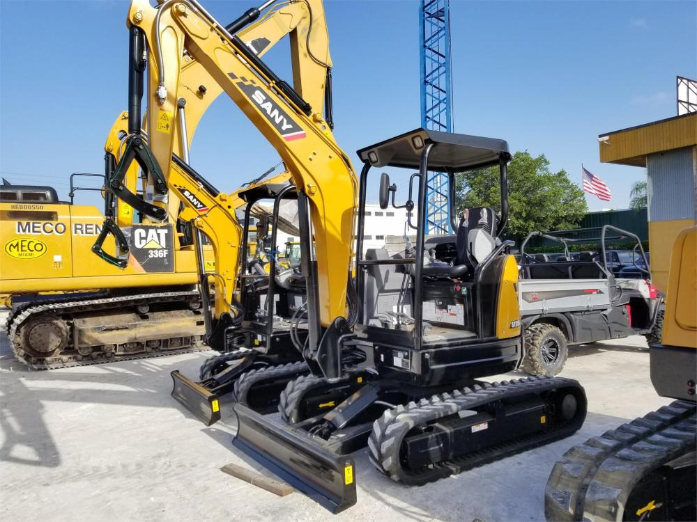 Detail photo of 2020 Sany SY35U from Construction Equipment Guide