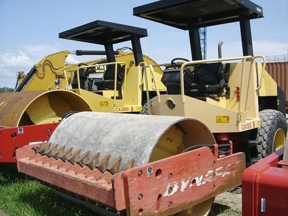 Detail photo of 2006 Dynapac CA150D from Construction Equipment Guide