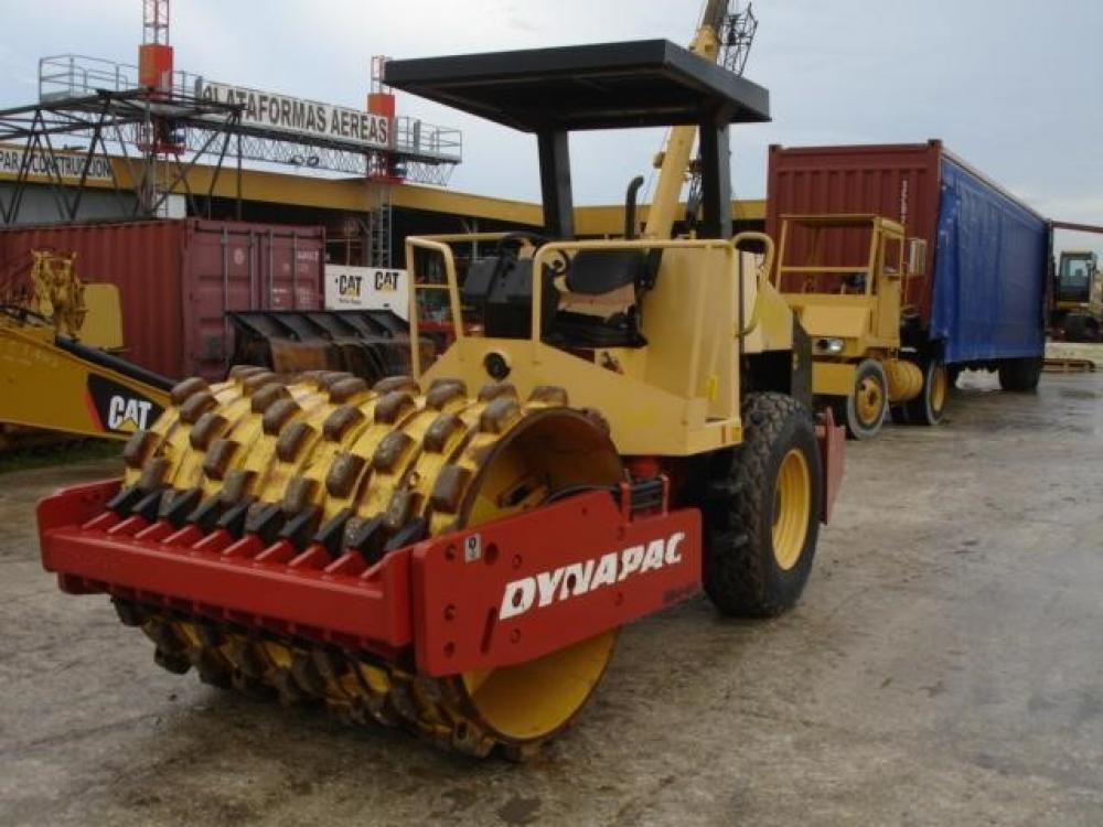 Detail photo of 2008 Dynapac CA150D from Construction Equipment Guide
