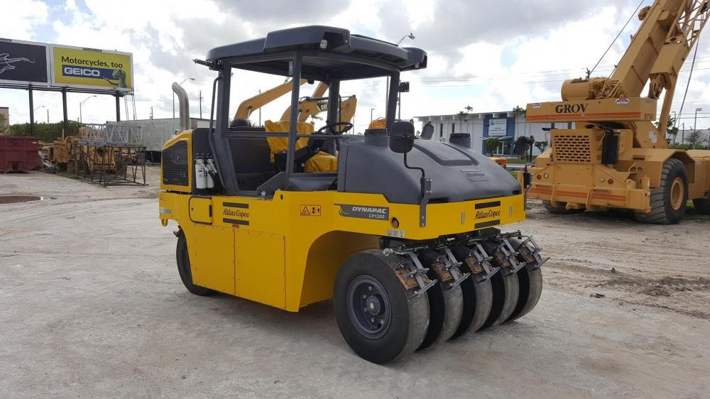 Detail photo of 2017 Dynapac CP1200 from Construction Equipment Guide