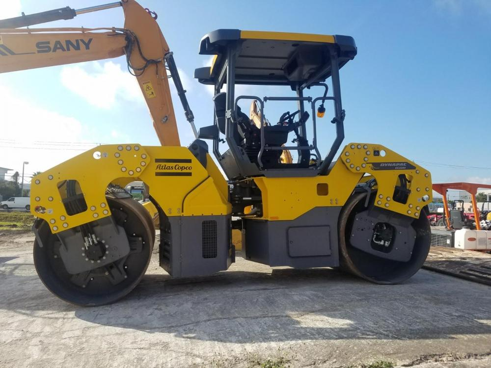 Detail photo of 2018 Dynapac CC2200 from Construction Equipment Guide