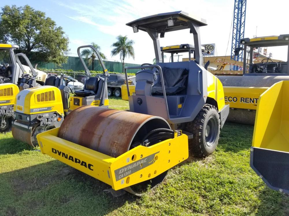 Detail photo of 2018 Dynapac CA1300D from Construction Equipment Guide