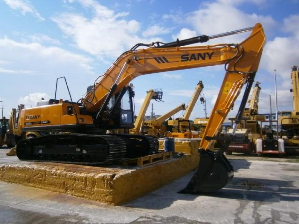 Detail photo of 2014 Sany SY215C LC from Construction Equipment Guide