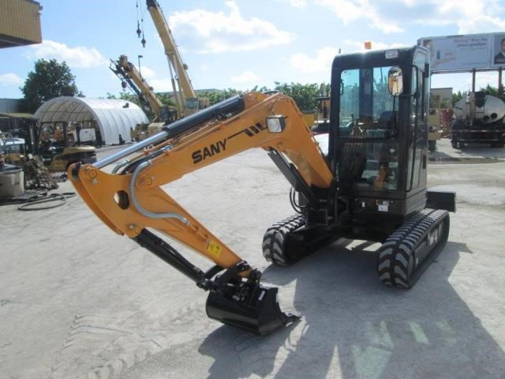 Detail photo of 2016 Sany SY35U from Construction Equipment Guide