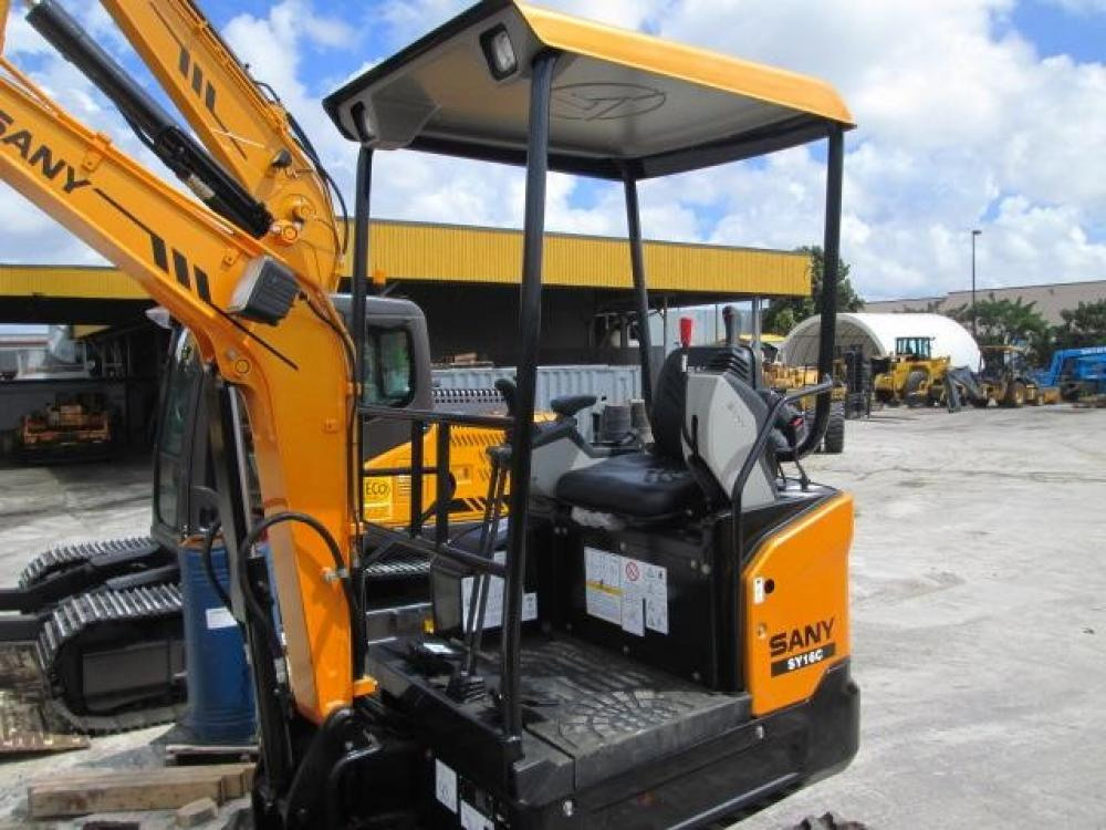 Detail photo of 2015 Sany SY16C from Construction Equipment Guide