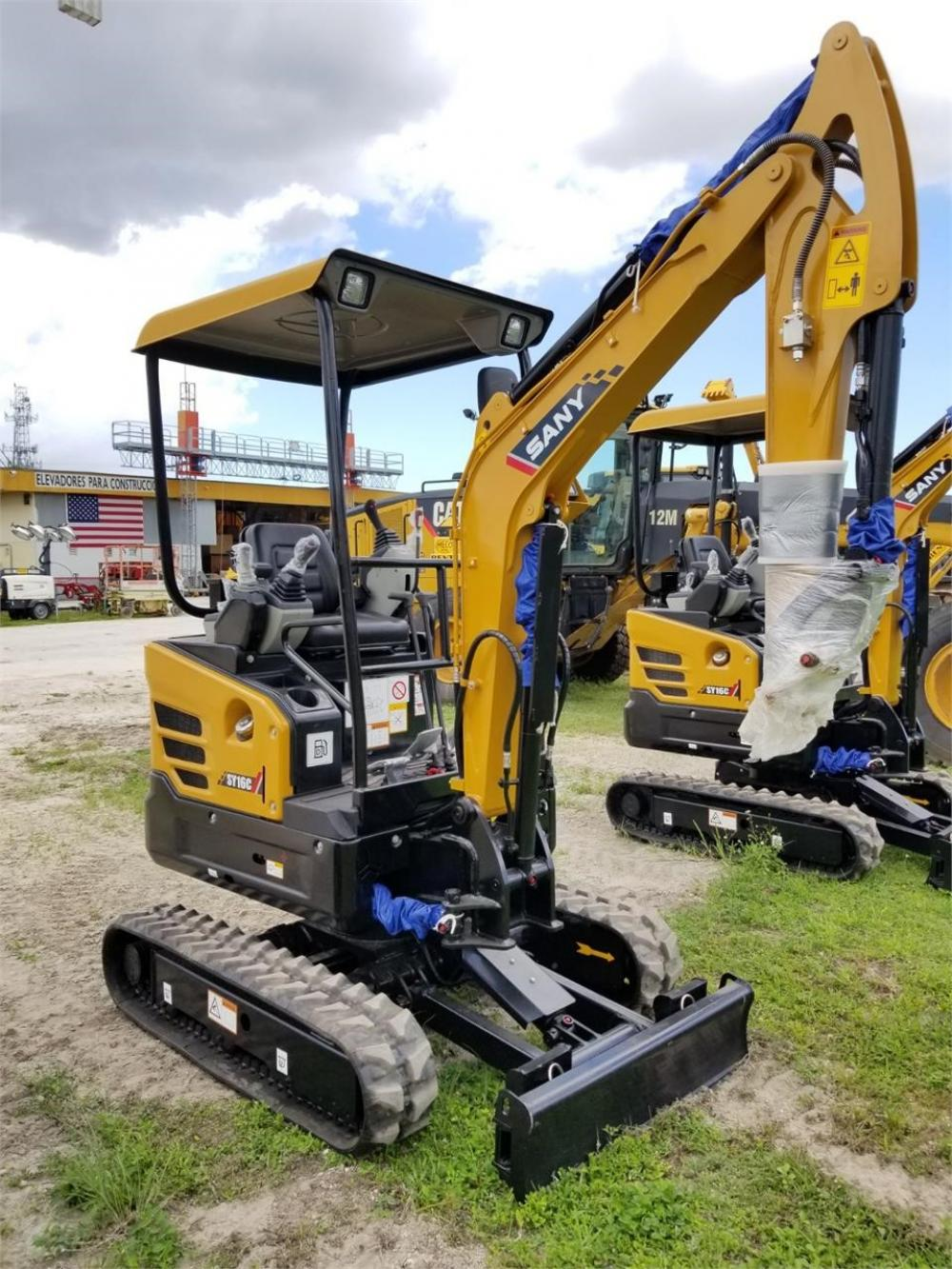 Detail photo of 2018 Sany SY16C from Construction Equipment Guide