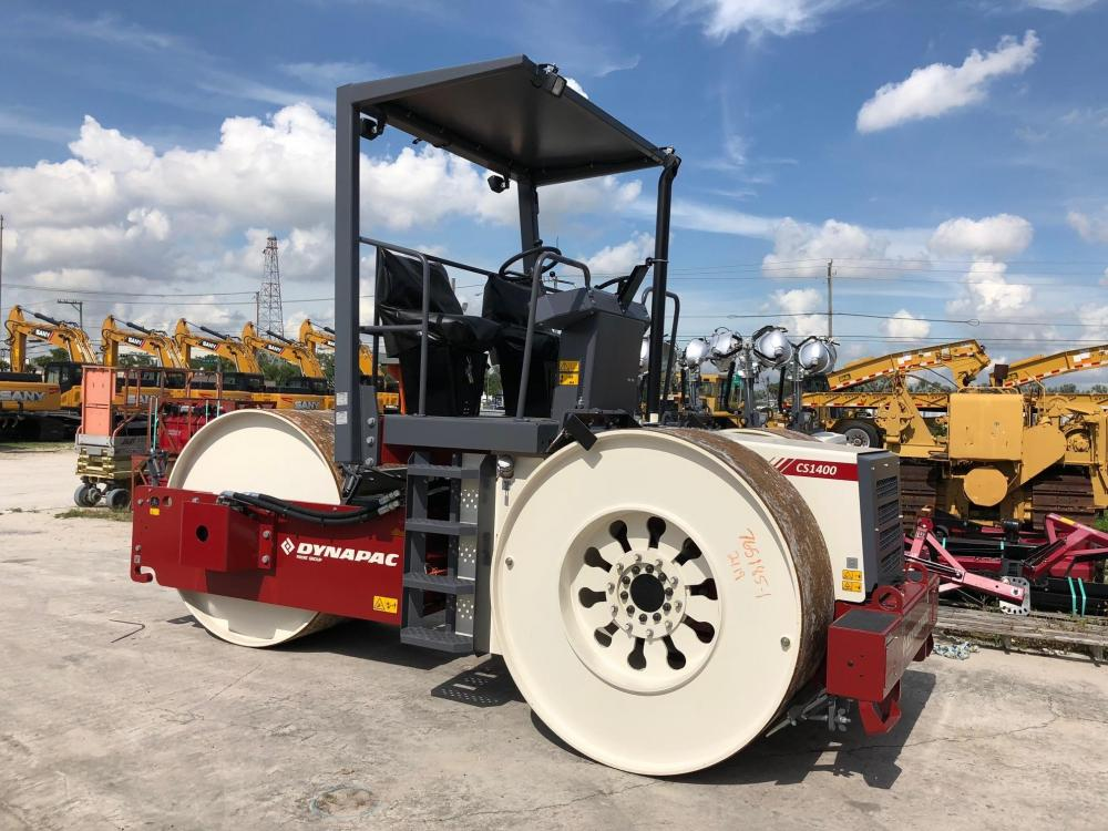 Detail photo of 2018 Dynapac CS1400N from Construction Equipment Guide
