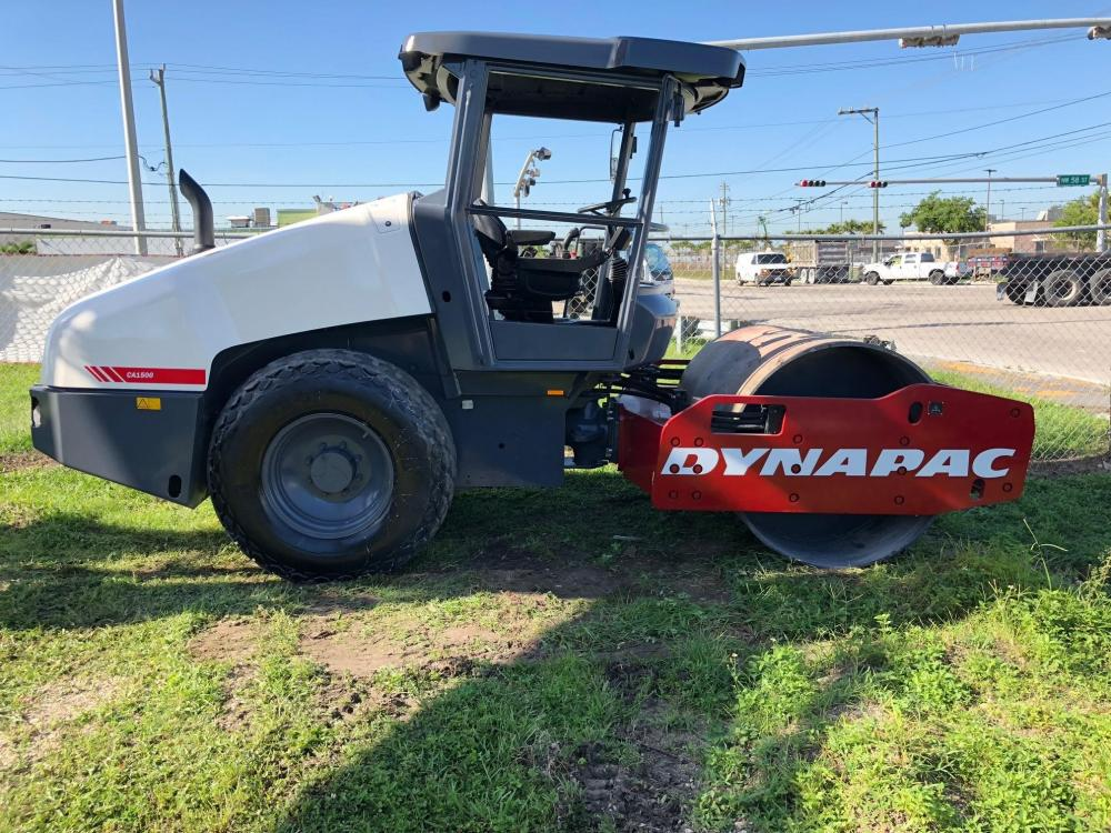 Detail photo of 2016 Dynapac CA1500D from Construction Equipment Guide
