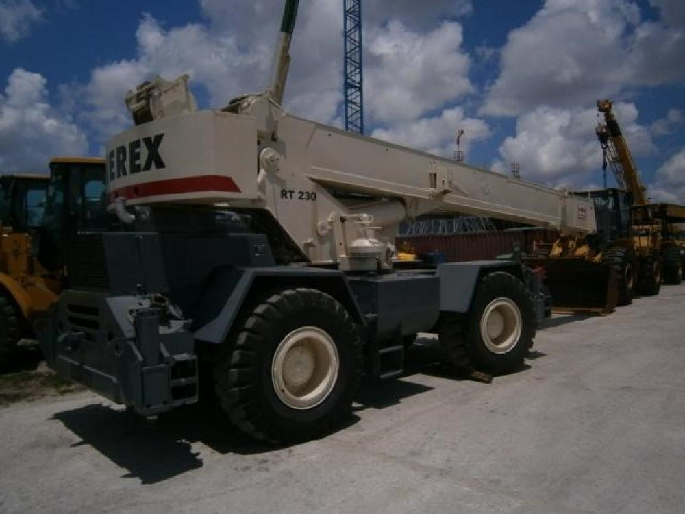 Detail photo of 1998 Terex RT 230 from Construction Equipment Guide