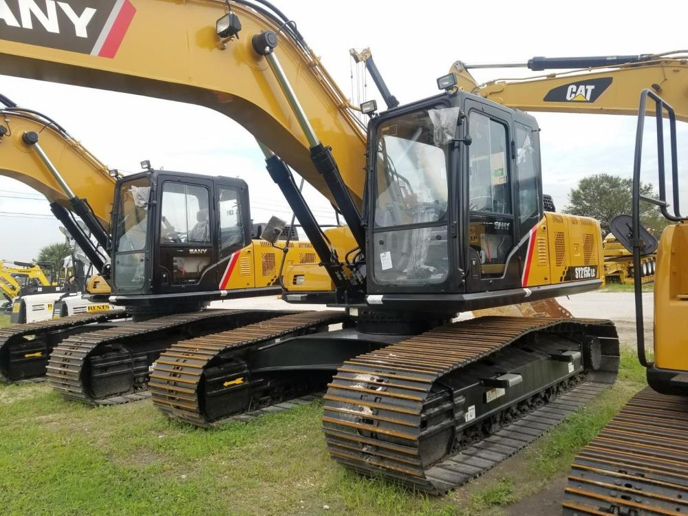 Detail photo of 2016 Sany SY215C from Construction Equipment Guide