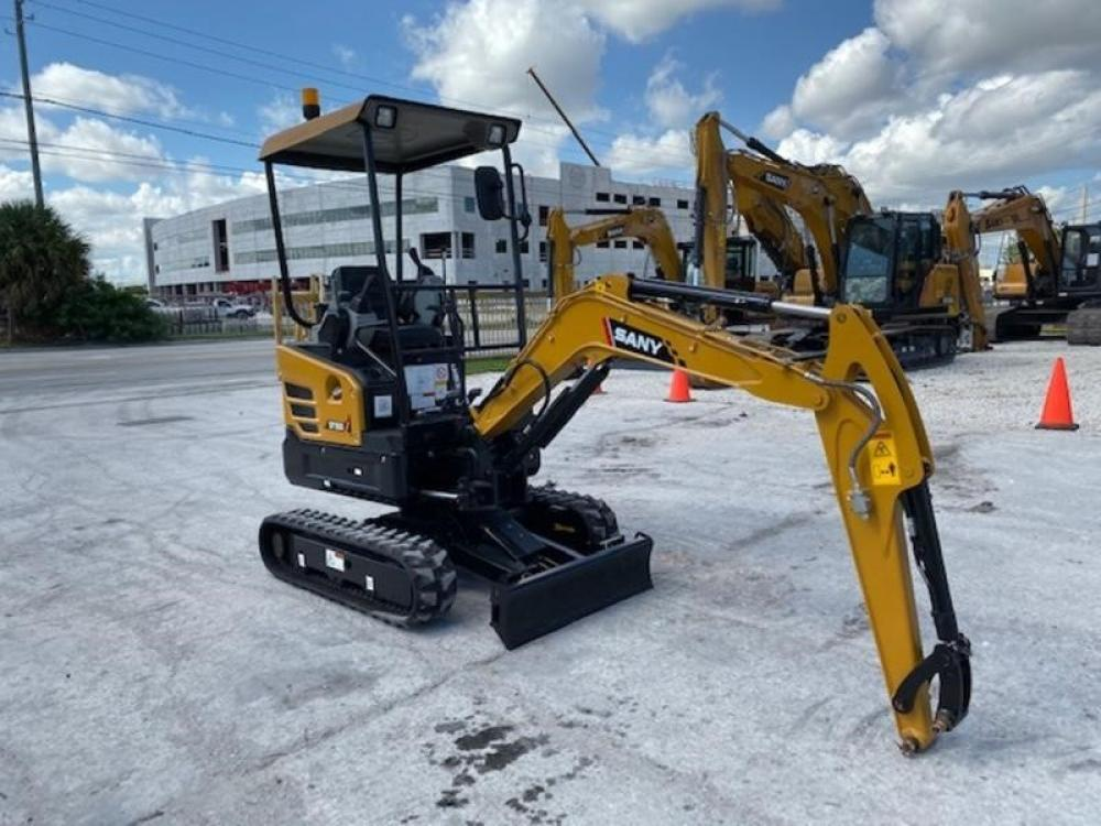 Detail photo of 2019 Sany SY16C from Construction Equipment Guide