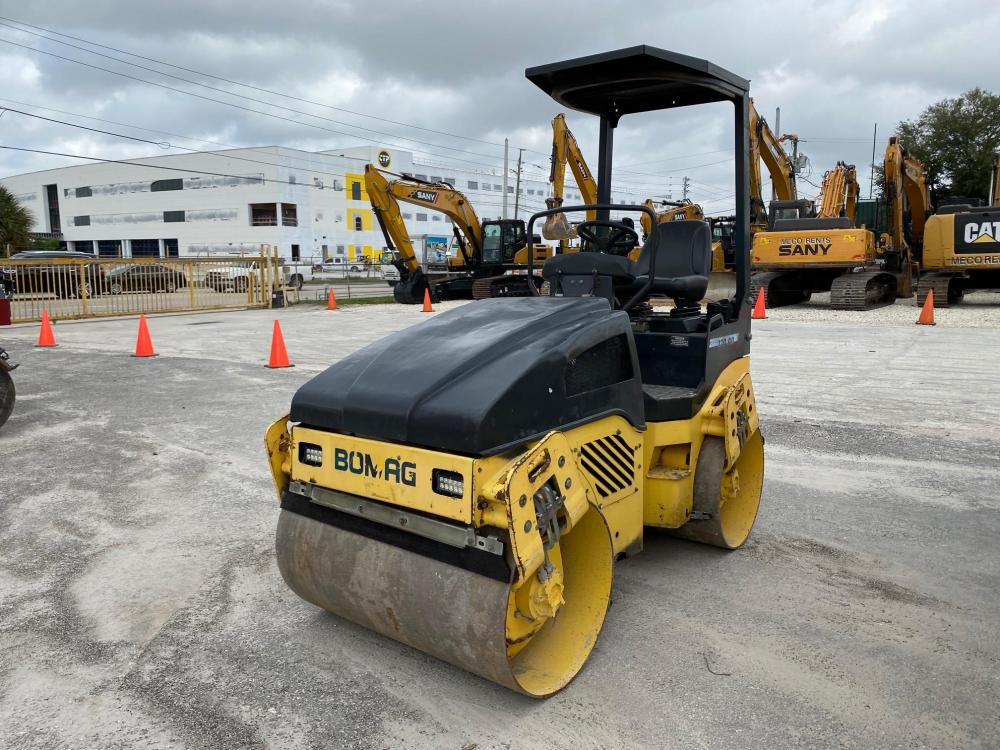 Detail photo of 2007 Bomag BW 120 AD-4 from Construction Equipment Guide