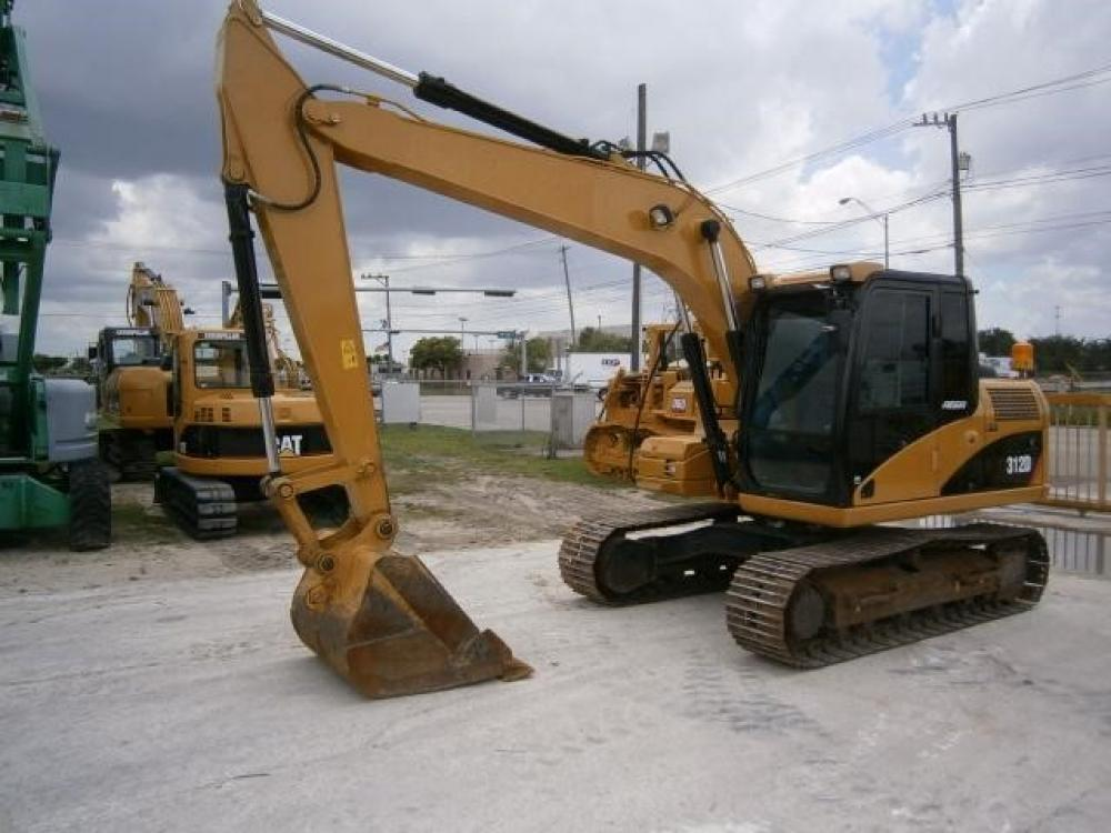 Detail photo of 2010 Caterpillar 312D from Construction Equipment Guide