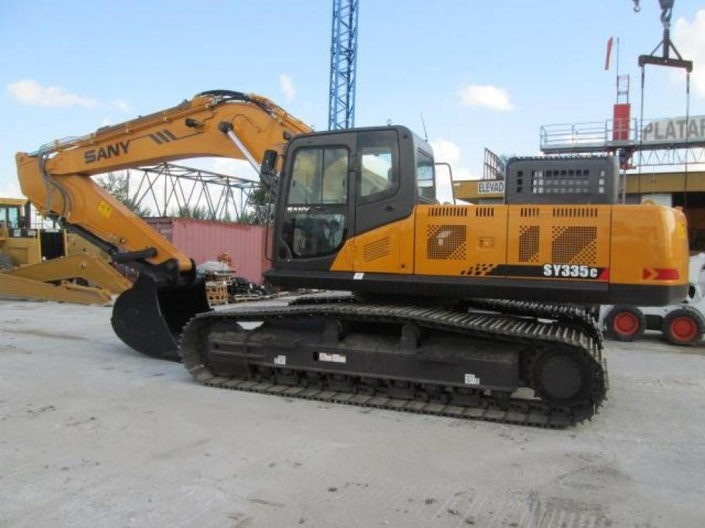 Detail photo of 2015 Sany SY335C from Construction Equipment Guide