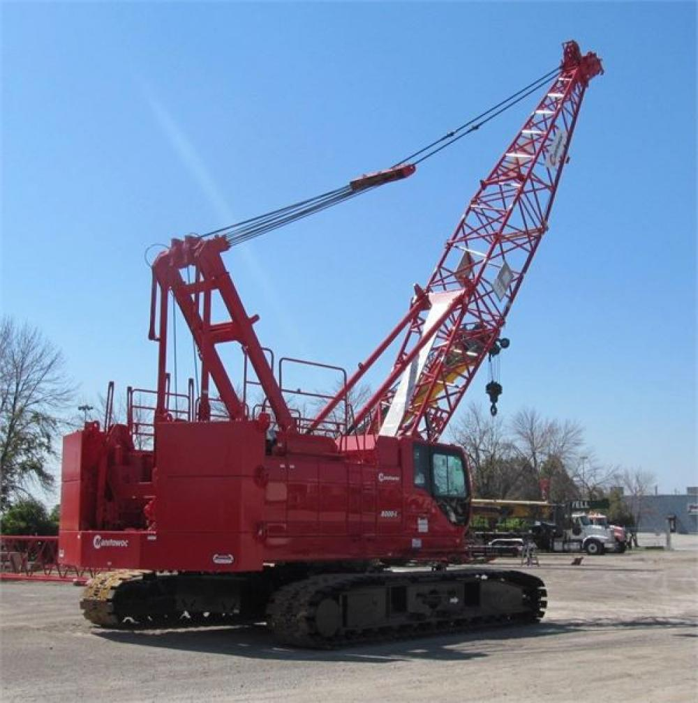 Detail photo of 2015 Manitowoc 8000 from Construction Equipment Guide