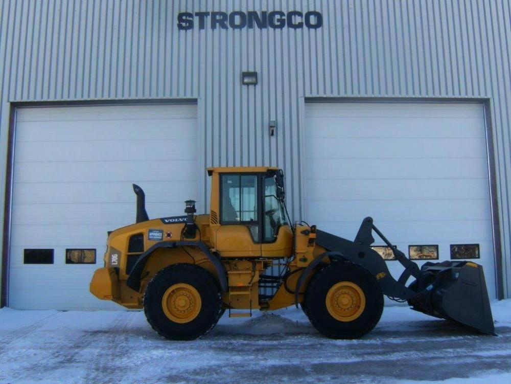Detail photo of 2014 Volvo L70G from Construction Equipment Guide