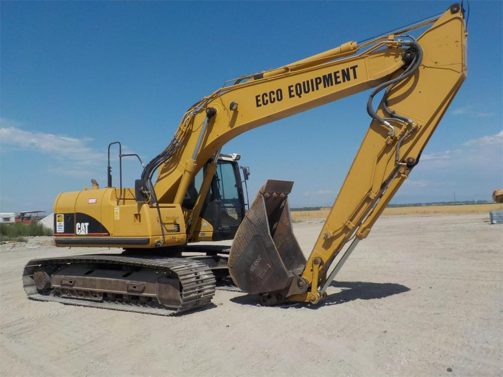 Detail photo of 2006 Caterpillar 320C LU from Construction Equipment Guide