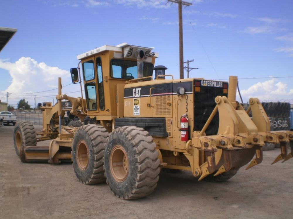 Detail photo of 2003 Caterpillar 14H from Construction Equipment Guide