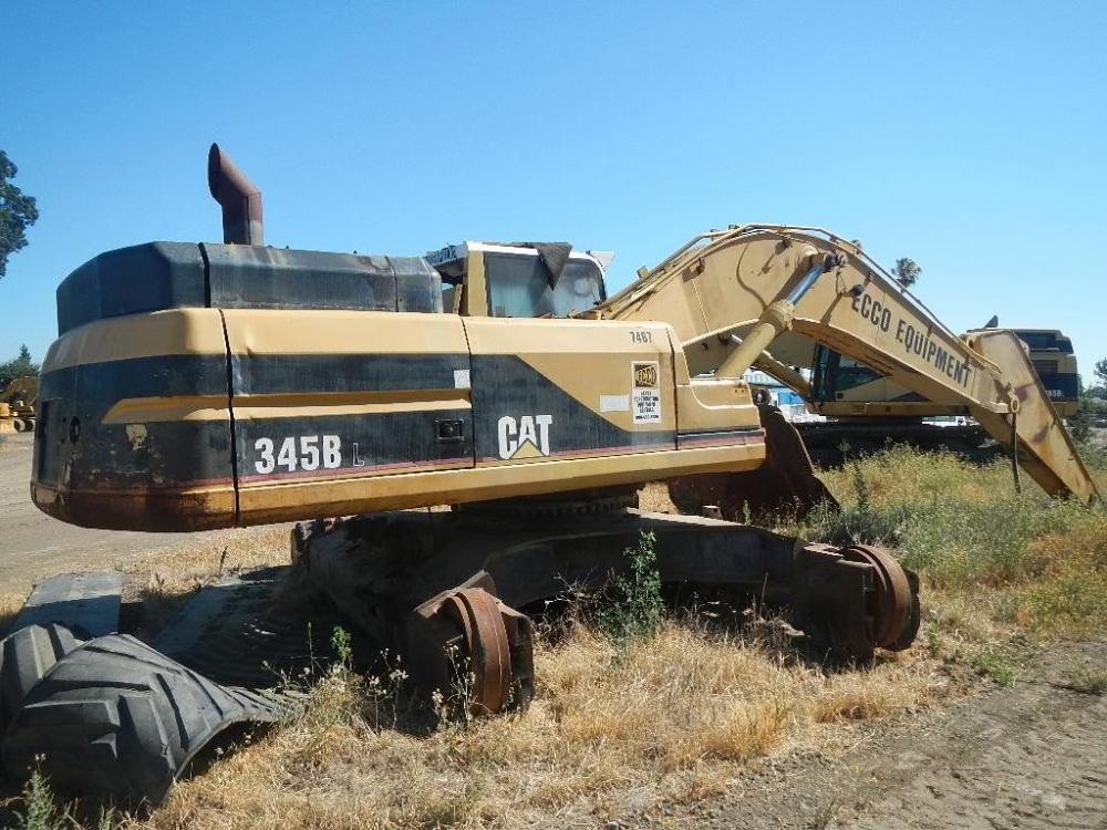 Detail photo of 1997 Caterpillar 345BL from Construction Equipment Guide