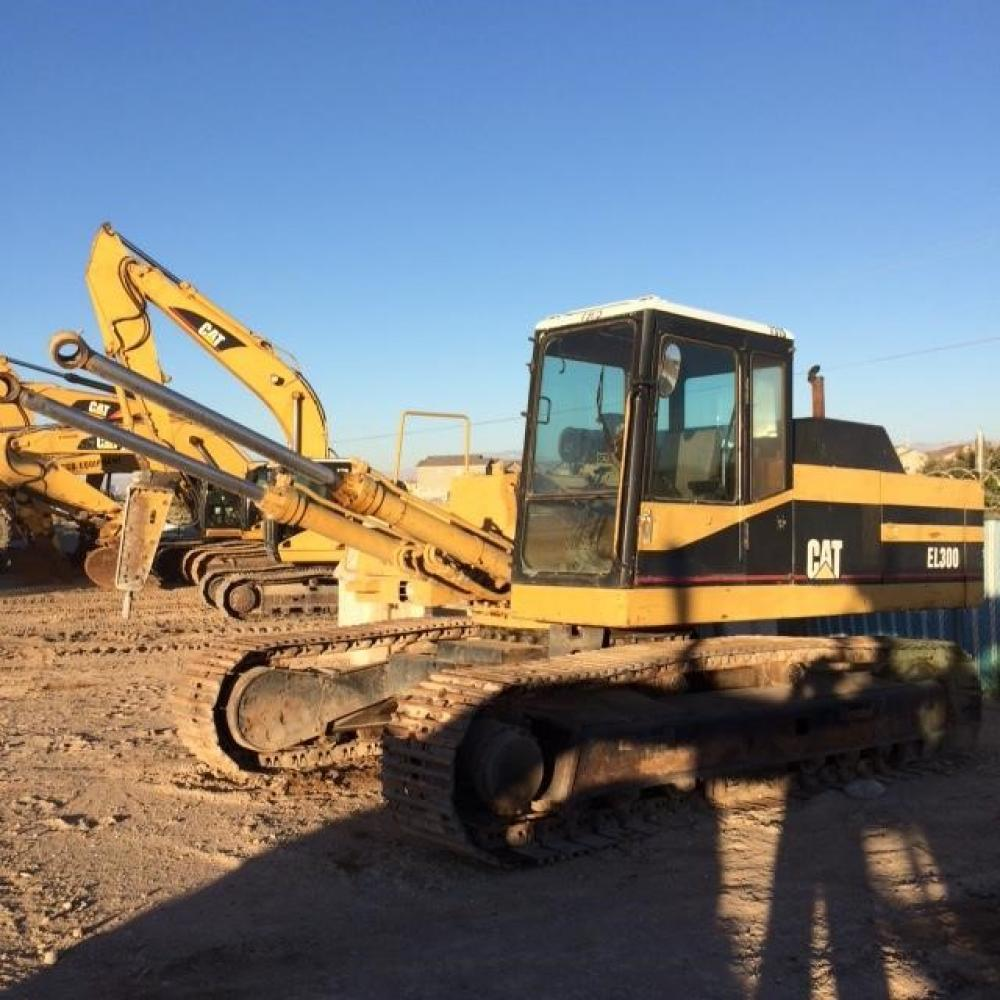 Detail photo of 1991 Caterpillar EL300B from Construction Equipment Guide