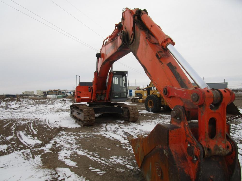 Detail photo of 2002 Hitachi ZX450 from Construction Equipment Guide